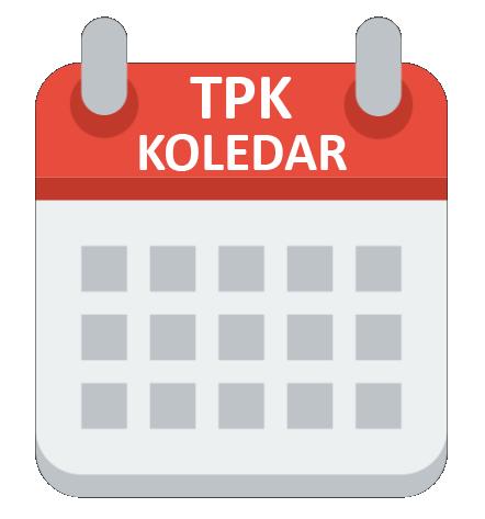 Koledar izobraževanj TPK 2018-2022